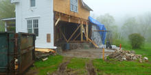 Smith & McClain, House construction, VT